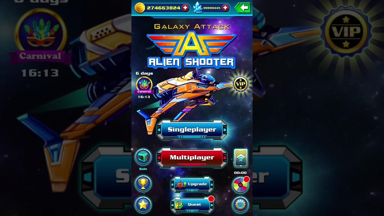 Galaxy Attack: Alien Attack Hack - No Jailbreak