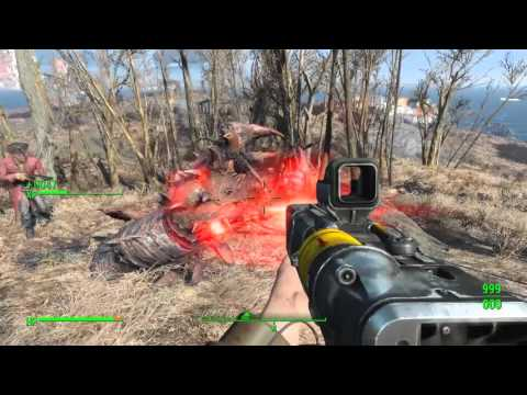 Fallout 4 - Spectacle Island - The Hidden Settlement - Secret Island