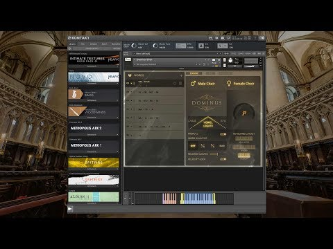 Dominus Choir   FluffyAudio