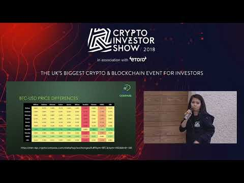 CryptoCompare | KR1 Stage | Crypto Investor Show