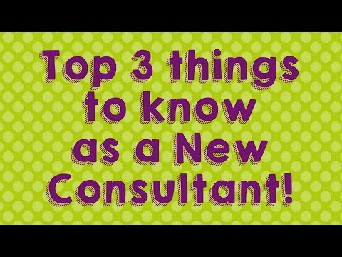 Top 3 Things to Know as a New Consultant with Usborne Books & More!