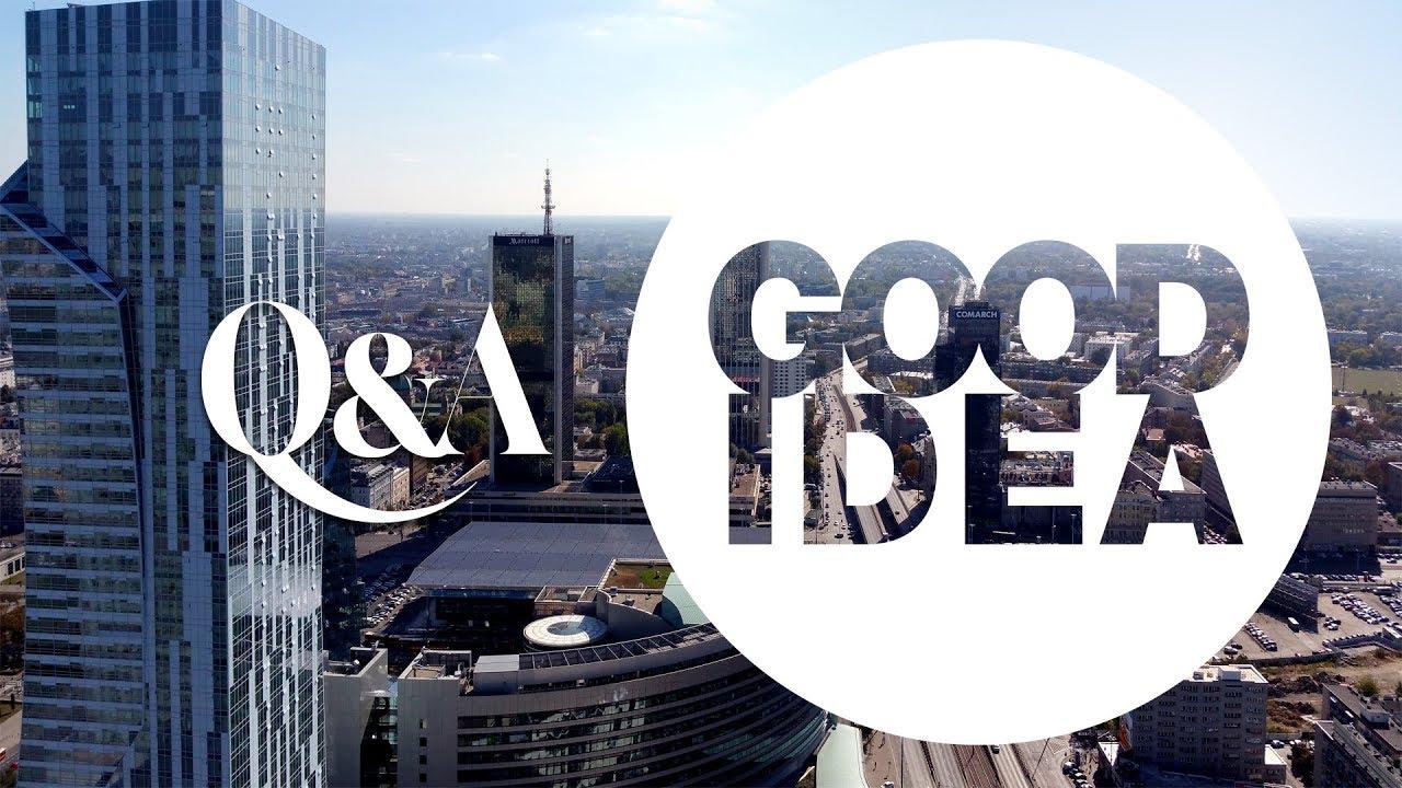 Które budynki są naszymi ulubionymi? Q&A | Architecture is a good idea