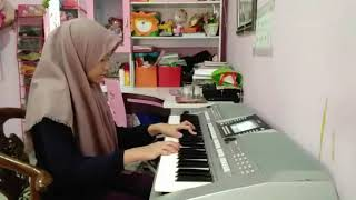 Gaby - Tinggal Kenangan(Piano Cover) || EDMC