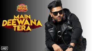 Guru Randhawa: Main Deewana Tera Song | Arjun Patiala | Diljit Dosanjh, Kriti Sanon | Sachin -Jigar