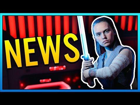 JETPACK CARGO GONE - Star Wars Battlefront 2 News Update