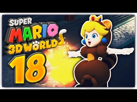 ICH HÖRE AUF?! ★ 18 • Let's Play Super Mario 3D World