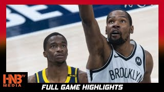 Brooklyn Nets vs Indiana Pacers 4.29.21 | Full Highlights