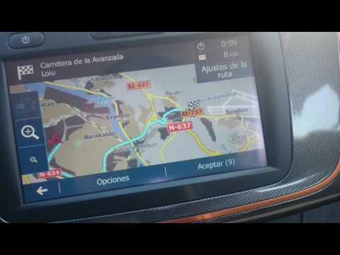 Dacia Sandero Stepway Trotamundos 0.9 TCE 90cv ////// Análisis interior