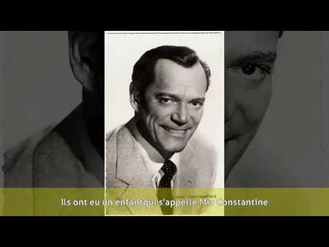 Eddie Constantine  Biographie