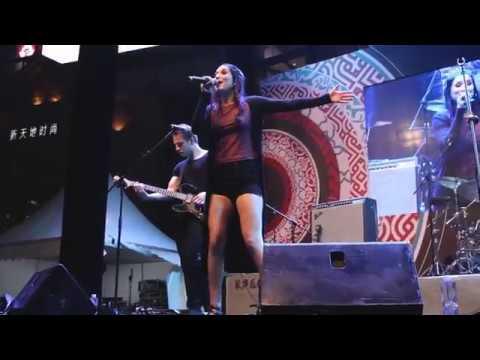 "Nicole Rayy - ""Bow and Arrow"" (World Music Festival 2017 in Shanghai, China)"