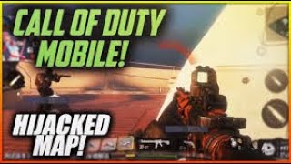 #CODMOBILE #TENCENTGAMES #CODOFFICIAL COD MOBILE HIJACKED GAMEPLAY!!!! IS THIS GAME GOOD FULL 1080p
