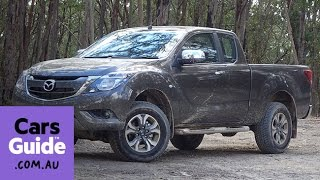 2015 Mazda BT-50 review | first drive