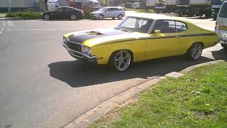 BUICK GS 350 1971 + TRUCK WASH