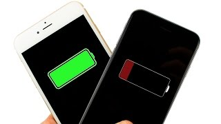 HOW TO: Improve iPhone 6 / 6 Plus BATTERY Life