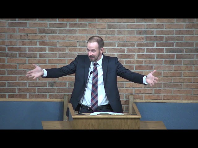 What Every Child Needs (Psalm 23:1-6) - Barry Gilreath