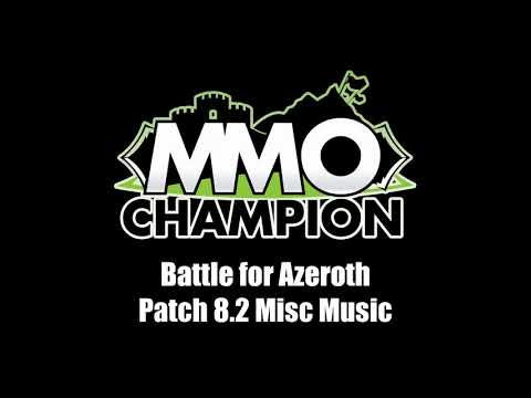 Patch 8.2 Misc Music