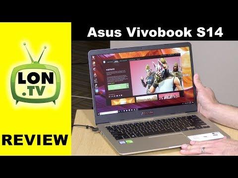 "ASUS VivoBook S14 Review - 14"" College Laptop with MX150 GPU S410UN"