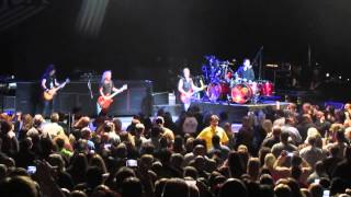 Night Ranger Live - Sister Christian / Freedom Hill (09/20/2015)