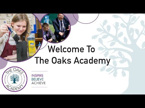 The Oaks Academy - Promo Video