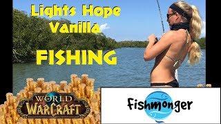 Lights Hope + Elysium Fishing Update - Fishmonger, World of Warcraft Fishing Bot