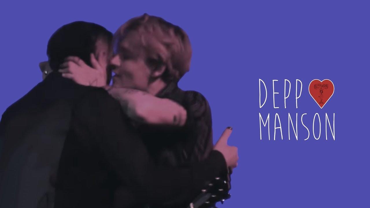Johnny Depp x Marilyn Manson