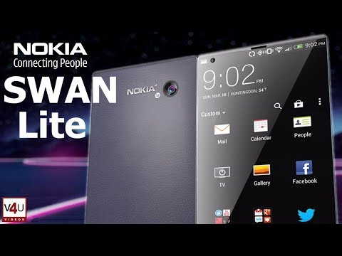 Nokia Swan Lite Phablet 2017 Bezel-Less Display, Price, Specification, Release Date, Camera