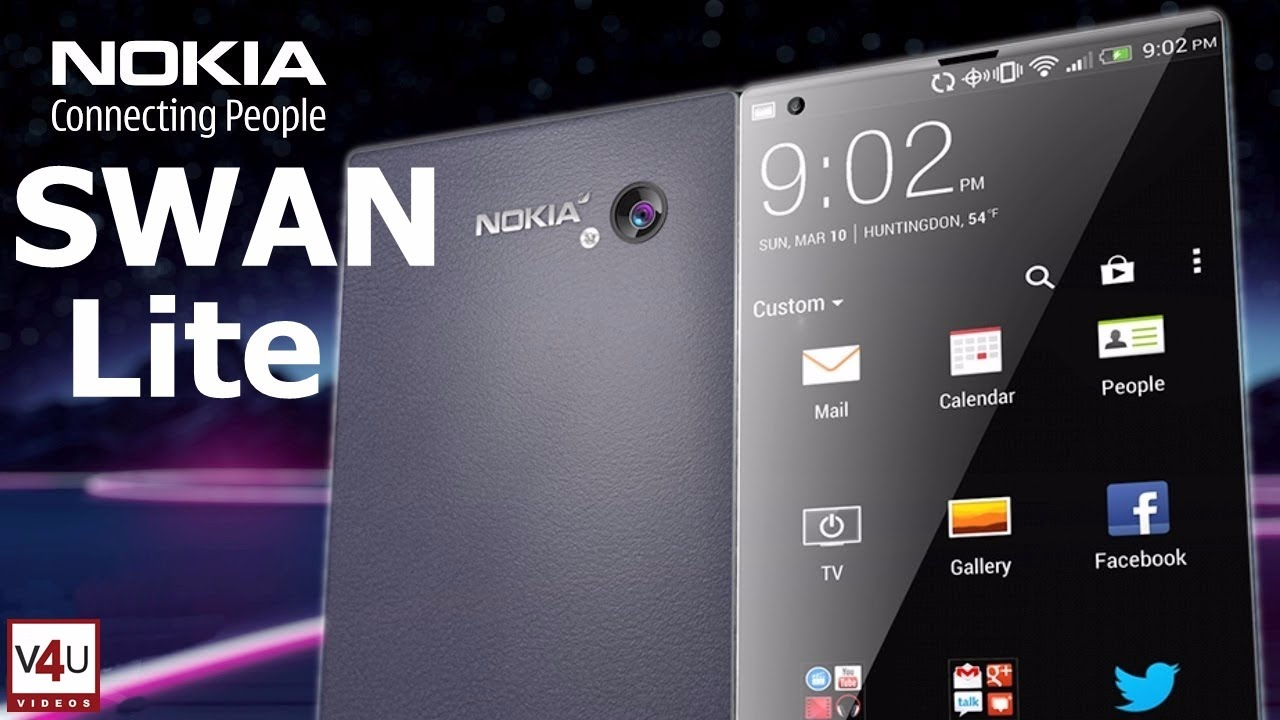 5b6eabb7613 Nokia Swan Lite Phablet 2017 Bezel-Less Display, Price, Specification,  Release Date, Camera