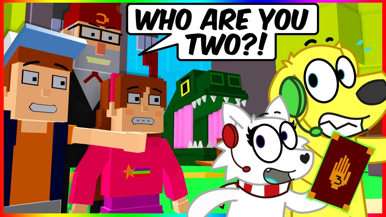 Download GRAVITY FALSE! Roblox KITTY Chapter 8 (ft. Snowi Fox)