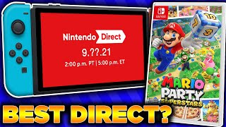This September Nintendo DIRECT Could Be AMAZING! Here's Why...