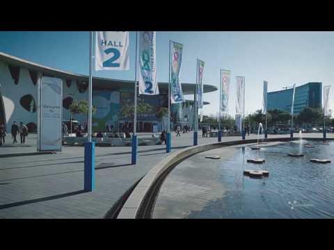 Deutsche Telekom @Smart City Expo World Congress Barcelona 2016