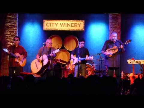 Los Lobos - Colas 12-21-14 City Winery, NYC