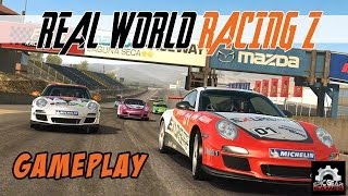 Real World Racing Z Gameplay