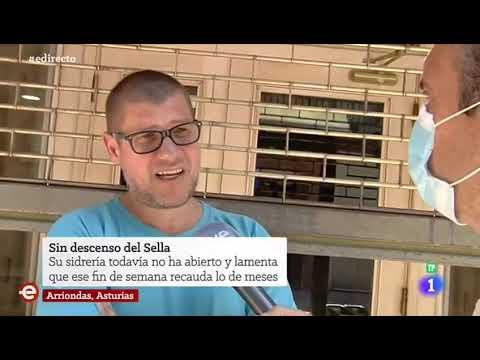 VÍDEO España Directo y la suspensión del Descenso Internacional del Sella