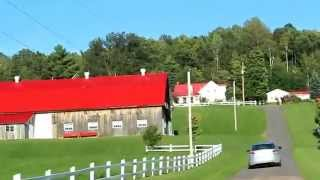 The Most Scenic Countryside (North fork,Quebec)