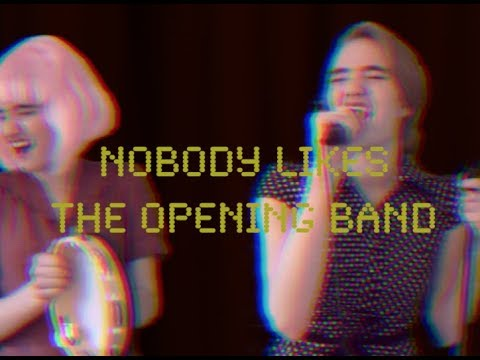 Nobody Likes The Opening Band (IDKHBTFM)   Cover