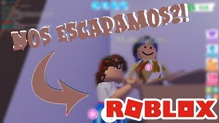 We escaped from LA TIPA?! He kidnaps us?! #AdoptMe-Meepcity-Roblox