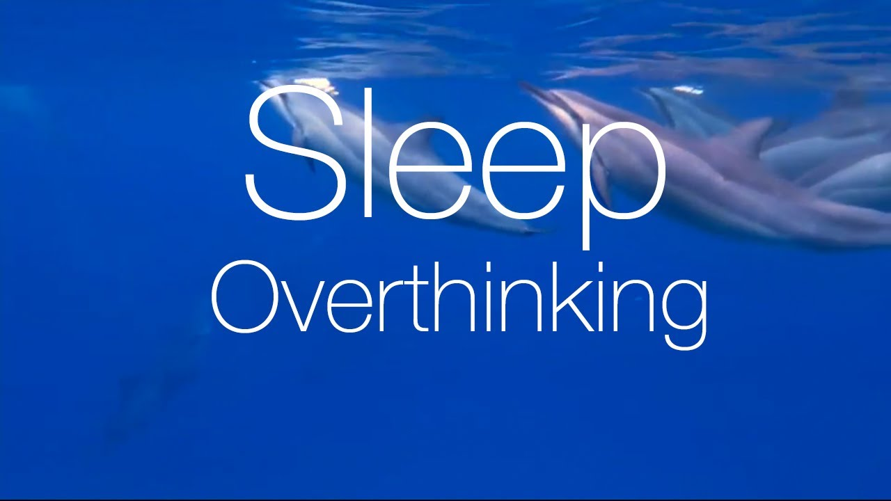 Sleep Hypnosis - Stop Overthinking - Insomnia Guided ...