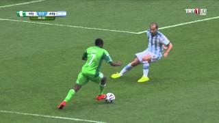 Argentina - Nigeria  AHMED MUSA GOAL Arjantin Nijerya Ahmed Musa Gol