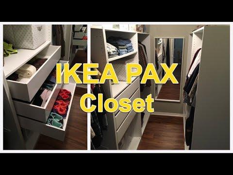 IKEA PAX Closet Wardrobe System