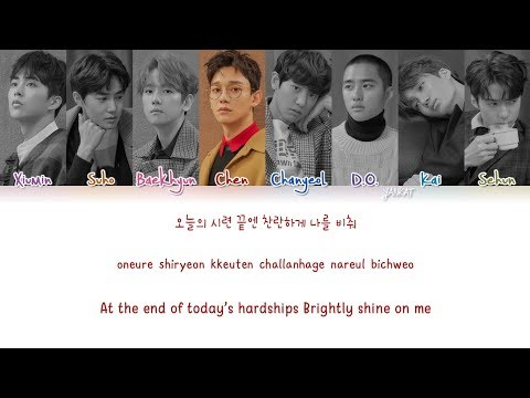 EXO - Been Through (Color Coded Han|Rom|Eng Lyrics) | by Yankat