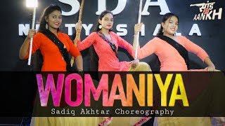 womaniya---saand-ki-aankh-dance-cover-sadiq-akhtar-choreography-bhumi-p-taapsee-p