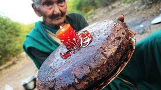 Chocolate Cake By 106 Mastanamma |Country Foods
