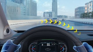 homepage tile video photo for Honda Pilot with Honda Sensing® – Lane Keeping Assist System