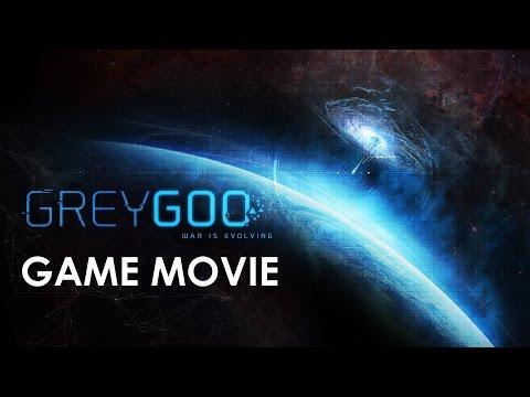 Grey Goo - Herald of Silence (Game Movie) (Story Walkthrough) (No Commentary)