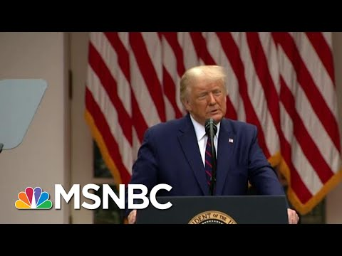 David Cay Johnston: Trump 'Has Certainly Extracted A Lot Of Money' | MTP Daily | MSNBC