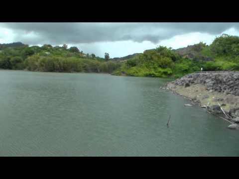 Lago Garzas - Adjuntas - Puerto Rico - Video I
