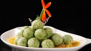 Китайская кухня: Шарики из редьки