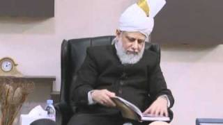 Gulshan-e-Waqf-e-Nau Nasirat Class: 26th February 2011 - Part 1 (Urdu)