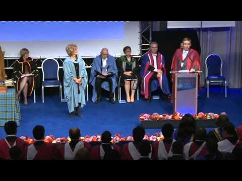 Graduation of Heriot Watt University - ZAID GHADHANFAR