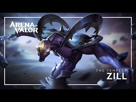 Zill: Hero Spotlight | Gameplay - Arena of Valor
